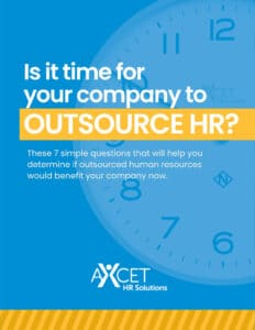 Time to Outsource HR