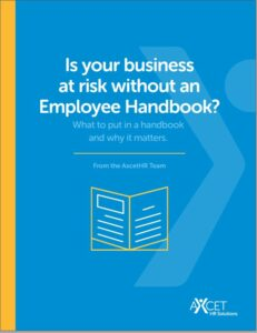 Are you at Risk without an Employee Handbook