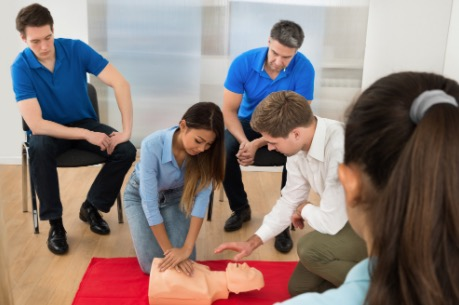 Workplace Safety- CPR Training Can Be a Lifesaver